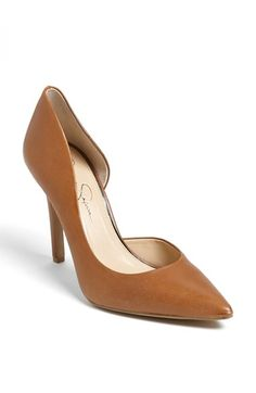 18e9534f5216 Free shipping and returns on Jessica Simpson  Claudette  Pump at  Nordstrom.com.