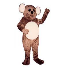 230-Z Aussie Koala - Team-Mascots.  See more koala bear mascot costumes at:  http://www.team-mascots.com/bear-mascot-costumes/koala230