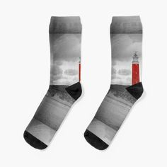 My Socks, Lighthouse, Creative Design, Chiffon Tops, Netherlands, Things To Come, Fantasy, Art Prints, Printed
