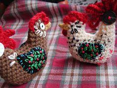 Fiddlesticks - My crochet and knitting ramblings.: Some Chicken Love!