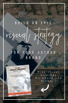 The visual trend in marketing is inescapable. Learn how to put together an epic visual strategy to boost your book marketing efforts & author brand. Career Inspiration, Book Launch, Screenwriting, Book Publishing, Book Lovers, The Book, Authors, Writers, Social Media