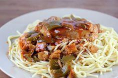 Slow Cooker Italian Pork Chops Recipe