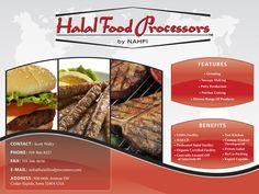 Halal Food Processors