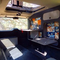 Honda Element Camper