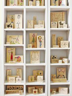 12 Amazing Craft Room Organization Ideas