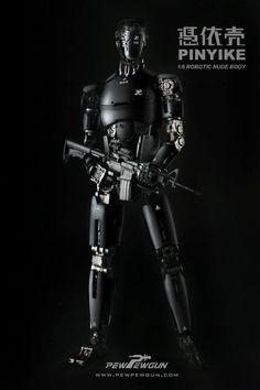 PEW PEW GUNMore robots here.