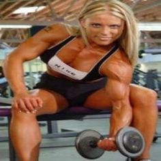 Few Misconceptions About Women Bodybuilding