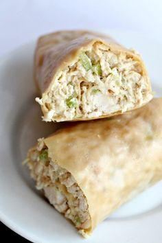 Paleo Chicken Salad Wraps - I just can't see paying $20 for SEVEN wraps. Sheesh. But here's the link to save to Amazon