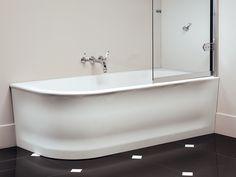 Corner Bathtub Wave | Devon