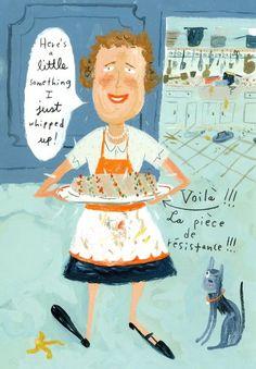 "Jessie Hartland, ""Bon Appetit!"""