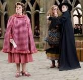 """Prof. Unbridge, Trelawney and MacGonagall in """"Harry Potter and the Order of the Phoenix"""""""