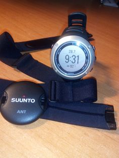 Mi pulsómetro GPS: Suunto Ambit2 S #pulsometros #Suunto #Ambit2S