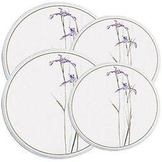 Corelle Coordinates Shadow Iris Economy Burner Covers Set of 4 | eBay