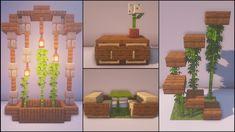 7 Bamboo Build Hacks and Ideas! [Including Tutorial Video] By u/najsonepls Minecraft Garden, Minecraft Mansion, Minecraft Cottage, Easy Minecraft Houses, Minecraft House Tutorials, Minecraft Room, Minecraft House Designs, Minecraft Tutorial, Minecraft Blueprints