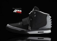 Nike Air Yeezy 2 by Air Jordan