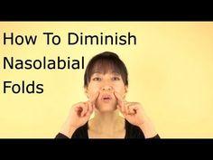 How To Diminish Nasolabial Folds http://faceyogamethod.com/ - Face Yoga ...