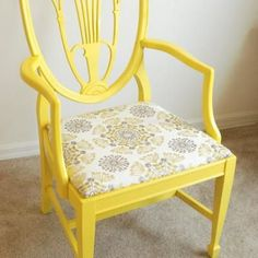 From Drab to Fab Chair Re-do. Tip junkie, Love this site! So many cool tips and tricks for refurnishing, decorating, party ideas, etc..