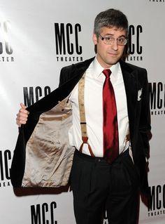 Mo Rocca! He's hilarious!