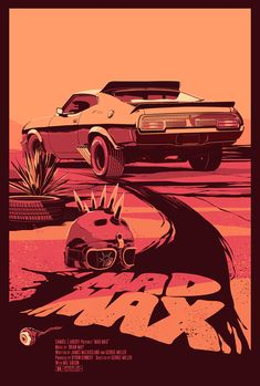 Mad Max Art Print Pop Culture by Mike Wrobel – Mike Wrobel ShopYou can find Mad max and more on our website.Mad Max Art Print Pop Culture by Mike Wrobel – Mike Wrobel Shop Art Pop, Mad Max Poster, Films Cinema, Movies And Series, Mad Max Fury Road, Kunst Poster, Pop Culture Art, Alternative Movie Posters, Movie Poster Art