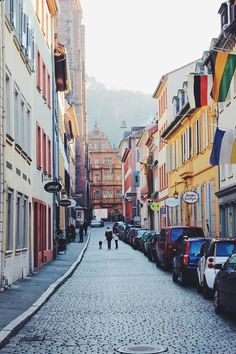 Heidelberg, Germany || Cambria Bridget