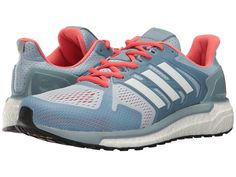 adidas Running Supernova Stability Women's Running Shoes Easy Blue/White/Easy Coral