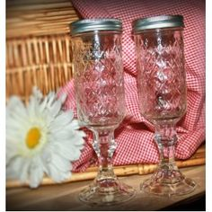 Original Southern CharmTM Redneck Champagne Glass Two-pack