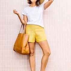 Coudre un short: les + beaux patrons de couture et DIY!