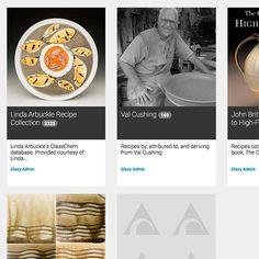 Glazy.org : Glaze collections database