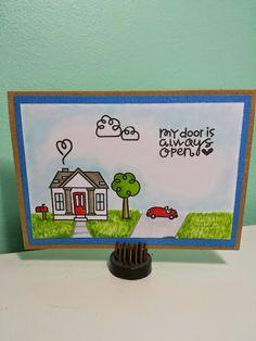 CShorr Creations: My door is always open