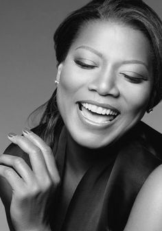 Queen Latifah - life doesn't come any prettier than this …