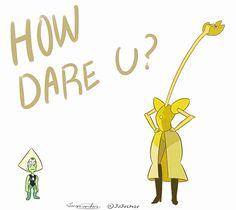 How Dare U?