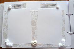 Hochzeitsalbum-Wedding-Album- Hochzeit-weiß-edel-Gestaltung-Einzelseiten-S10