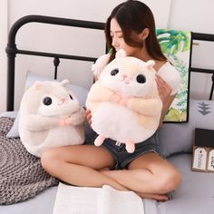 new toy squirrel plush toys cuddly toy doll cute chipmunk hamster toy doll Baby Curtains, Baby Sofa, Hamster Toys, Chipmunks, Cute Dolls, New Toys, Doll Toys, Gifts For Kids, Kids Toys
