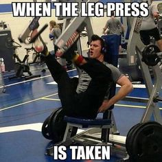 - Leg Day means Leg Day. No Excuses!  - TAG Your Workout Partner! by bodybuilding_motivation