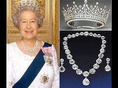 The Royal Jewels Documentary Queen Elizabeth II, Queen Mary, Princess Diana…