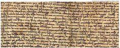 """Há documentos mais antigos escritos em português, mas sem o valor oficial que tem o testamento do rei que começa assim: """"Em nome de Deus. Eu, rei D. Afonso, pela graça de Deus rei de Portugal, estando são e salvo, temendo o dia da minha morte, para a salvação da minha alma e para proveito de minha mulher, a rainha D. Urraca e de meus filhos e de meus vassalos (…)"""" (cont.1)"""