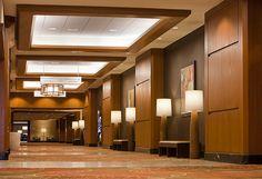 Sheraton Dallas Hotel—Corridor