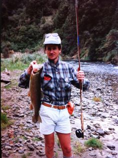Nice trout bro... for the 80's