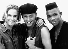 DC Talk. the original contemporary Christian band. Would love to meet Toby Mac againnnn!
