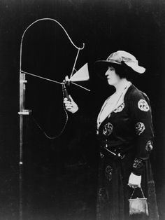 In 1920, Nellie Melba Australian Soprano sang into a powerful transmitter at the Marconi factory in Chelmsford, England and was heard throughout Europe and even across the Atlantic.  In fact, the transmission was so powerful that it interfered with all others and was eventually shut down by the authorities.  The Melba transmission was recorded in Paris, possibly the first off-air sound recording.