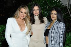 Pin for Later: See the Epic Evolution of Kylie Jenner's Plumped-Up Lips 2015 Kylie attended a Calvin Klein Jeans and Opening Ceremony party with her sisters sporting a very '90s, brown lipstick-lacquered pucker.