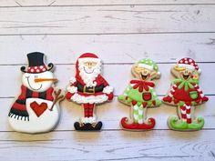 Le Monnier du biscuit Christmas cookies