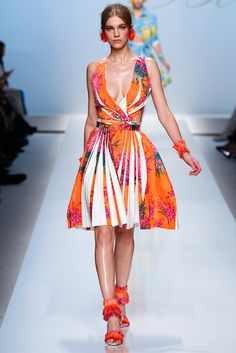 Blumarine Spring 2012 Ready-to-Wear - Collection - Gallery - Style.com