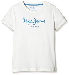 http://minis.merkat.site/producto/pepe-jeans-art-camiseta-ninas-blanco-off-white-4-anos/Pepe Jeans ART-Camiseta Niñas    blanco (Off White) 4 años