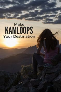 If you are like us, Kamloops is a place to refuel, grab some lunch and snacks and then continue along on your road trip journey. Find out why you shouldn't just pass through, but should be making Kamloops your destination! Canada Travel, Travel Usa, Columbia Travel, Quebec, Montreal, Travel Guides, Travel Tips, Travel Advice, Toronto