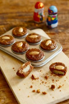 Mini Gevulde Speculaas Koekjes - I am Cooking with Love