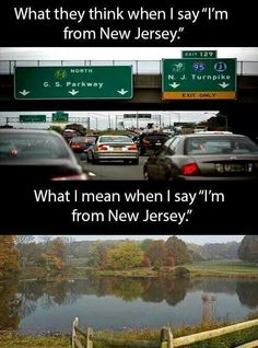 If you're from south jersey you understand