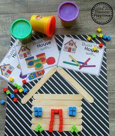Build-a-house Stem Activity