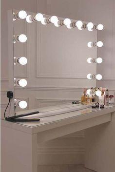 LULLABELLZ Hollywood Glow XL Pro Vanity Mirror