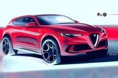 Alfa Romeo Stelvio - Italiaanse weken bij Interieur Paauwe in Zonnemaire (Zeeland)